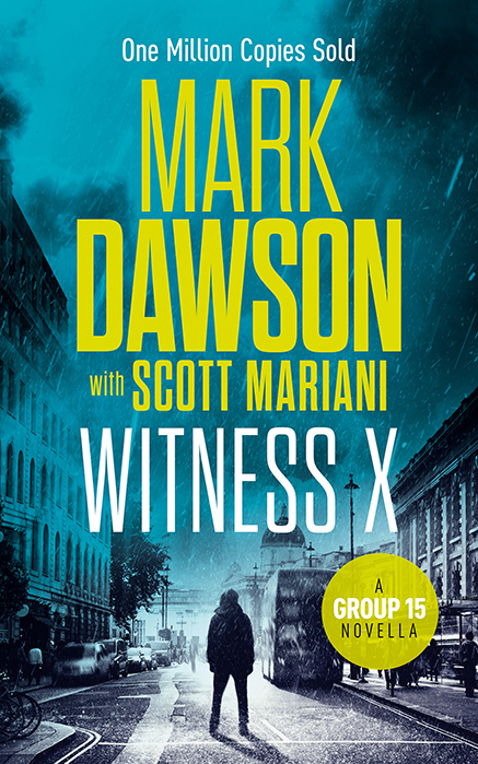 Witness X ebook cover