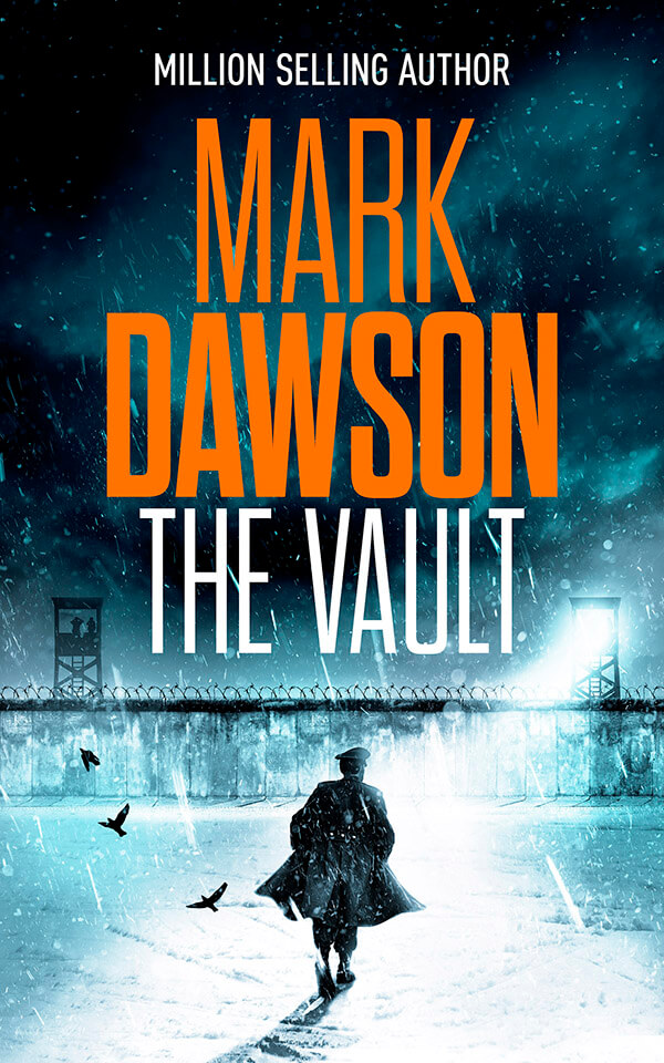 The Vault - Mark Dawson