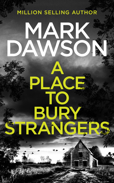 A Place to Bury Strangers - Mark Dawson